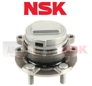 Front Axle Bearing and Hub Assembly OE NSK 68BWKH18 for Infiniti Nissan