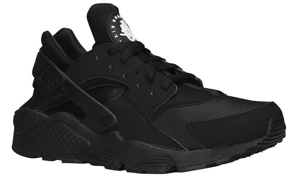 Nike Air Max Huarache Men Sneakers Basketball Shoes 318429-003 best-selling model of the brand