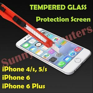 15x-Scratch-Resist-Tempered-Glass-Screen-Protector-Film-Guard-for-iPhone-5-5s-4s