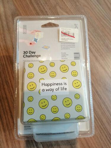 30 Day Challenge-bonheur-papier jeu bnisp 5 jeux pour £ 10 plus p/&p DOIY