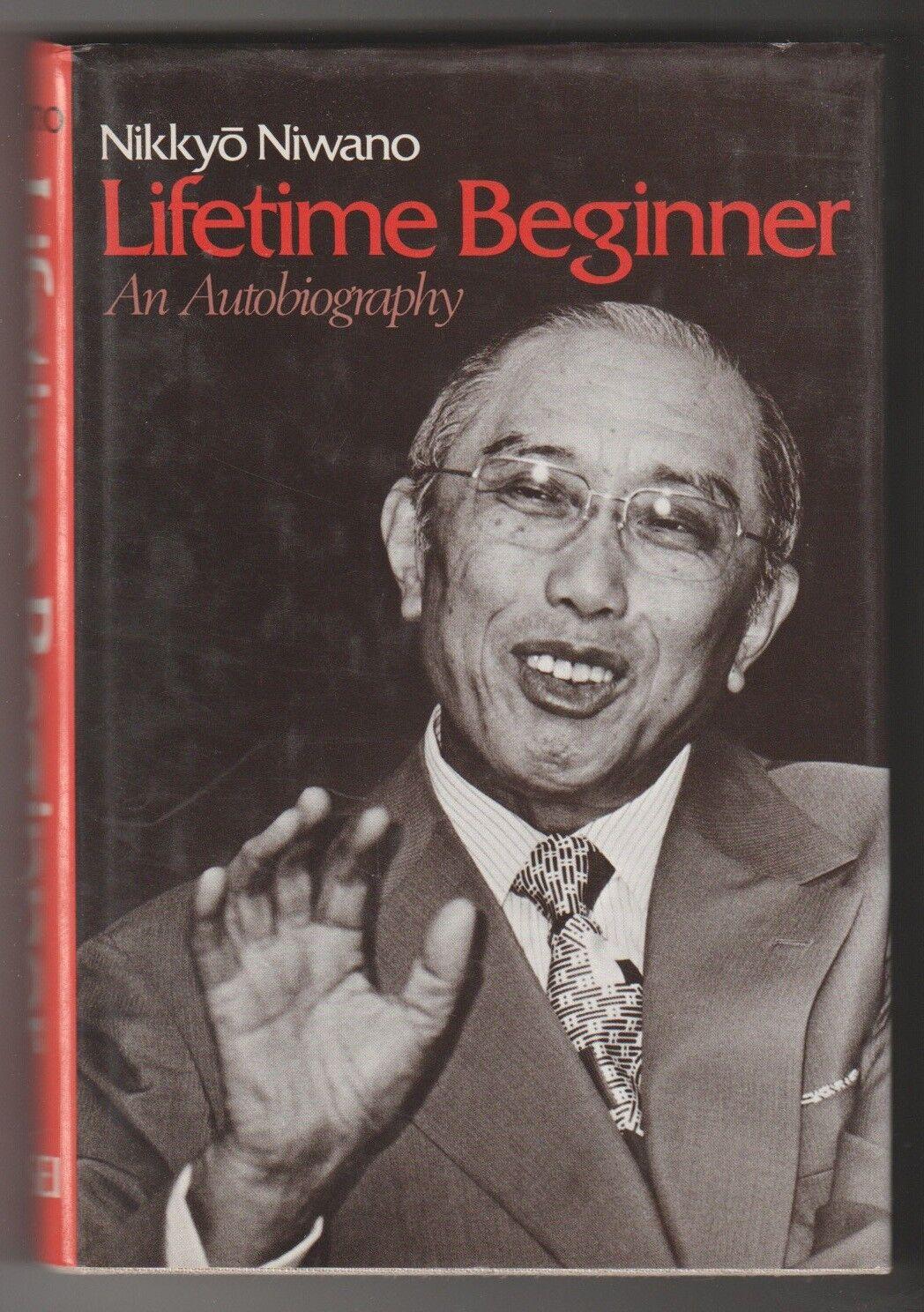 Lifetime beginner an autobiography