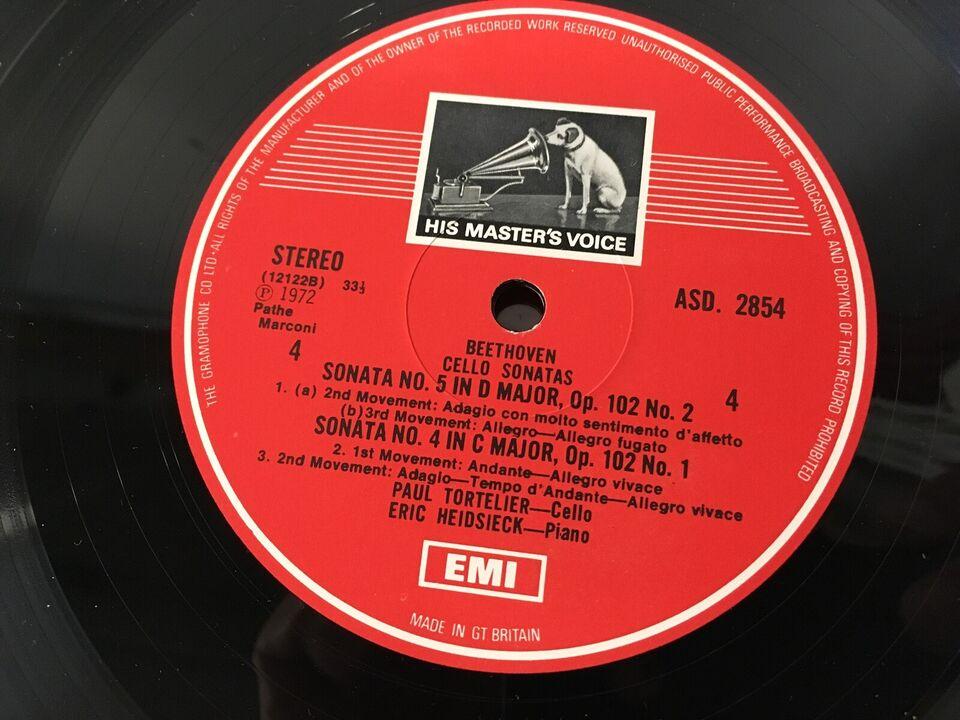 LP, Beethoven, Klassisk