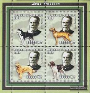Topical Stamps Never Hinged 2002 Personalities Good Companions For Children As Well As Adults Stamps Honesty Mosambik 2524-2527 Sheetlet Unmounted Mint
