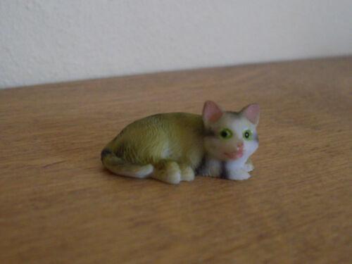 Dollshouse Miniatura ~ Gatto Soriano #5 ~