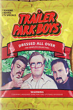 Trailer Park Boys Dressed All Over Complete Series Seasons 1 - 7 + Specials DVD