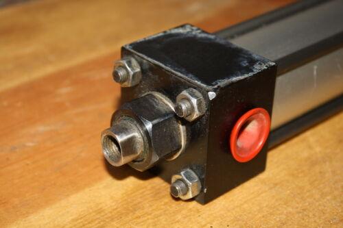 Norgren A0255A3 Rev 3 Actuator Pneumatic Air Cylinder 1 1//2 X 9 250 PSI Max