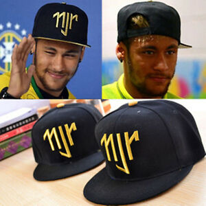 fab33fdb320 Neymar JR njr Brazil Baseball Caps Hip Hop Sports Snapback Cap Hat ...