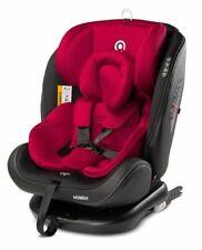 Autositz Kinderautositz Caretero Mundo Red 360° ISOFIX 0-36 kg Gruppe 0/1/2/3