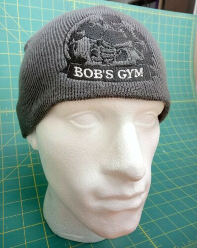 Personnalisé Personnalisé Brodé Tricoté Beanie Gym Wear Training Hat