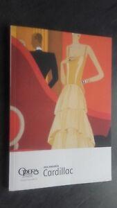 Rivista Opera Nazionale Di Parigi 2005-2006 Cardillac Tbe