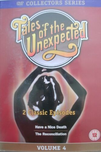 1 of 1 - Tales Of The Unexpected Vol.4 (DVD) . FREE UK P+P ..............................