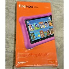 Amazon Fire HD 8 Kids Edition (8th Generation) 32 GB, Wi-Fi, 8 in - Pink