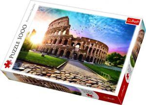 Trefl-1000-Piece-Puzzle-Sun-drenched-Colosseum-Roma