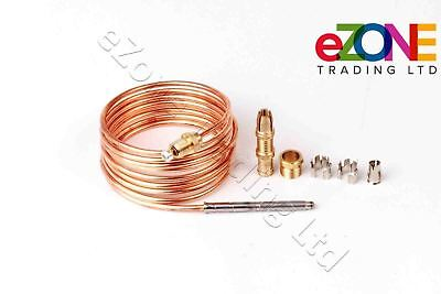 1800 mm Thermocouple Kit For GARLAND /& Various Ovens Range Cookers and Fryers