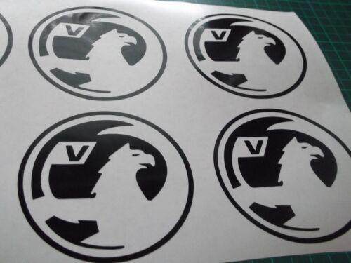VAUXHALL logo  stickers   X5 PIECE