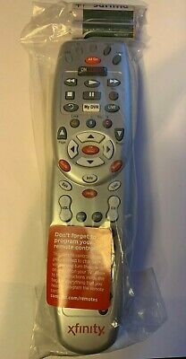 Xfinity Silver 3 Multi-Device Universal Cable TV Audio DVR Programmable Remote
