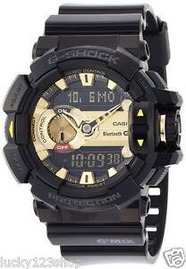 Gba Casio La 400 De X Shock Reproducción Relojes 1a9 Negro G Grande TOPZkXiu