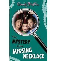 1 of 1 - The Mystery of the Missing Necklace (Mysteries) by Enid Blyton