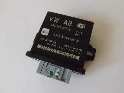 Audi A3 A4 A6 A8 Q7 TT automatique Phare Gamme unité de contrôle 8P0907357H HELLA