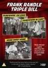 Frank Randle Triple Bill 5019322350231 DVD Region 2 P H
