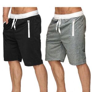 Мужские шорты спортивная тренировка тренировки спортивные повседневные одежды для бега длина до колена