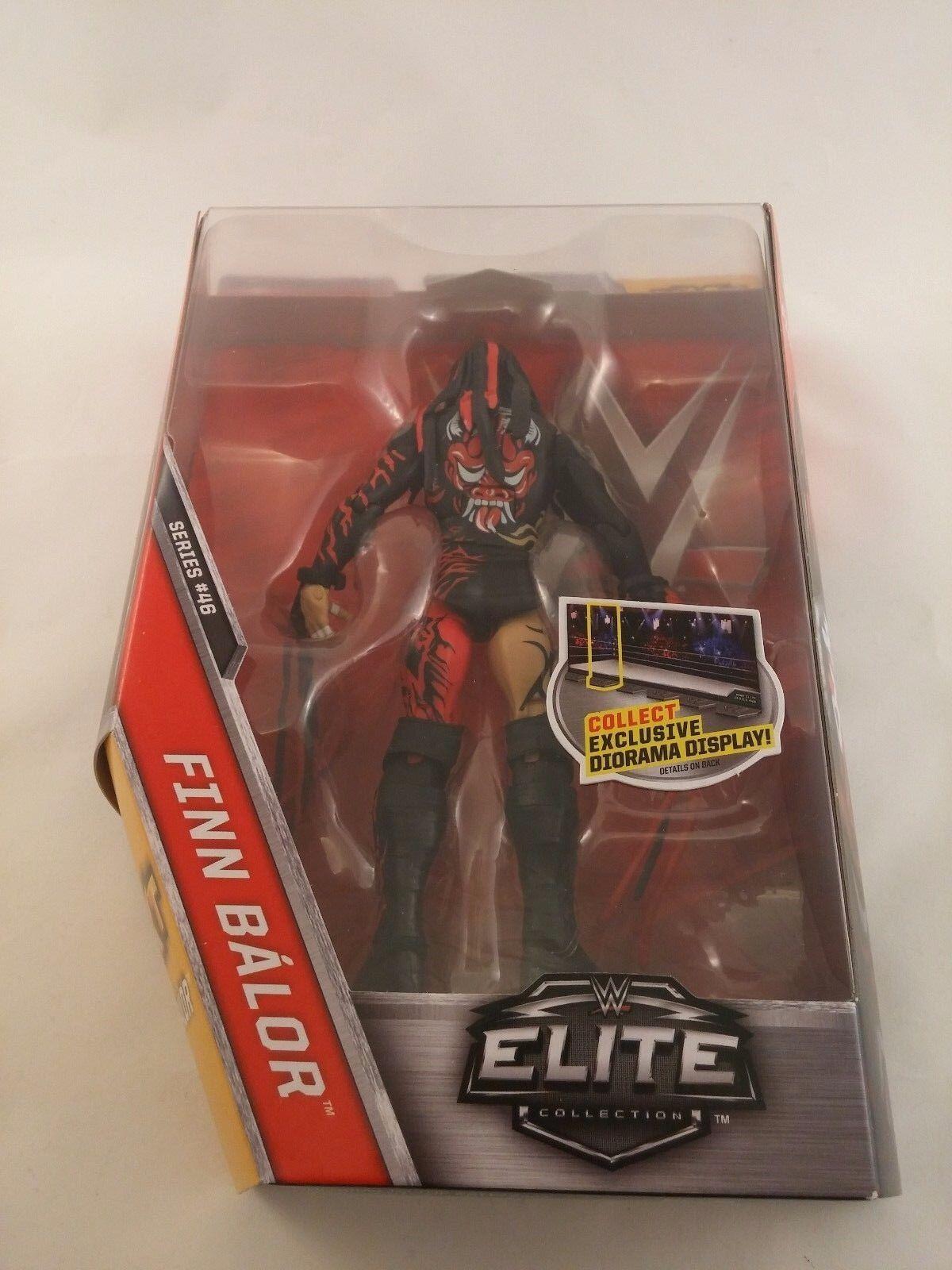 Finn Balor Demon WWE Wrestling Figure Mattel Elite Series 46 New Free P&P