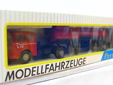 Permot 78115 SK Zugmaschine m. Kesselauflieger Löschwasser Feuerwehr OVP (N5995)