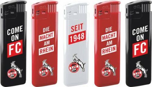FC Köln 5er Set Feuerzeug Prestige Sprüche  2020 1