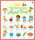 My First Word Book About Food von Caroline Young (2016, Gebundene Ausgabe)
