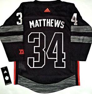 auston matthews north america jersey