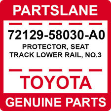 Toyota 72129-08051-C0 Seat Track Lower Rail Protector