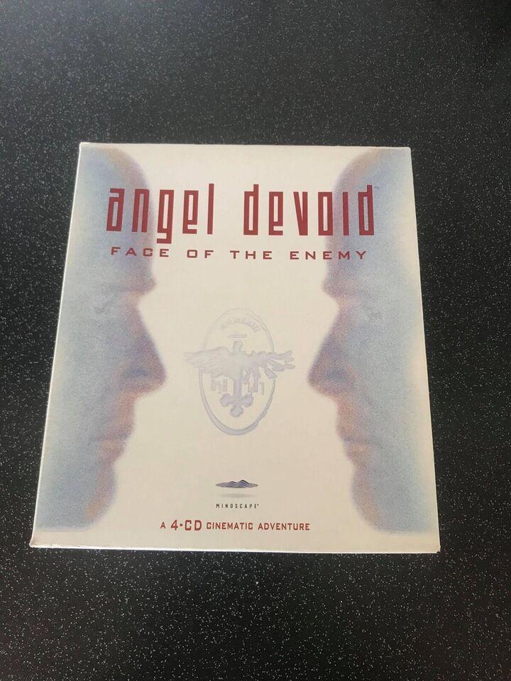 Angel Devoid, til pc, adventure