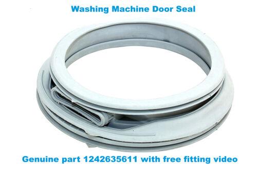 Tricity Bendix WDR1040W WDR1240W machine à laver Lave-linge Sèche-linge porte Joint