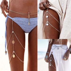 Women-Sexy-Multi-layer-Leg-Body-Chain-Boho-Bikini-Beach-Garter-Jewelry