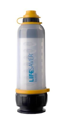 EXTREME LIFESAVER 4000 LITERS FILTRATION WATER FILTER BOTTLE 4000UF NO VIRUSES