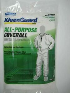 Kimberly-Clark KleenGuard All-Purpose Coverall Size X-Large Protective Suit