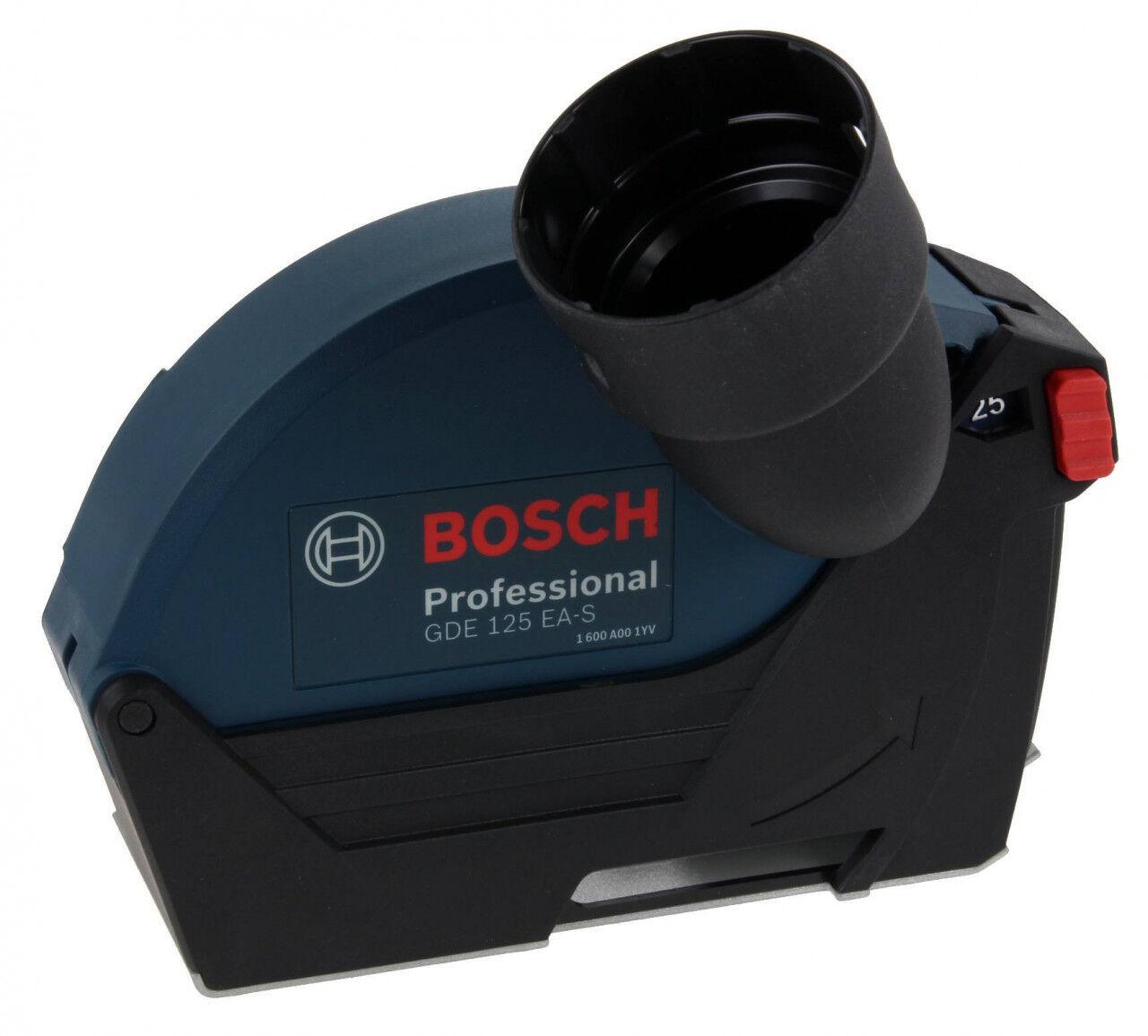 Bosch GDE 125 EA-S Professional Absaughaube für Winkelschleifer