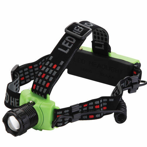 CREE Technology LED Rechargeable Headlight 170 Lumens