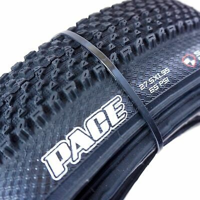 Maxxis Pace M333 27.5x1.95 MTB Mountain Bike Foldable Cross Country Tire 2 Tyres