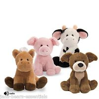 "Gund Animal Chatter Farm - Dog w Sound 4"" Toys"