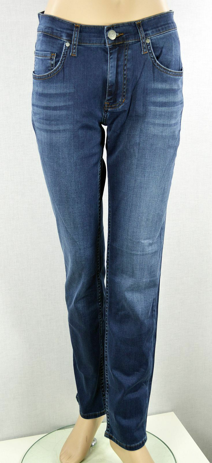 Mustang Sissy Slim True Denim Damen Jeans hosen Comfort Fit Slim Leg 5-1223