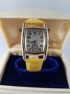 Hamilton watch, Rare collector watch , original box, working !