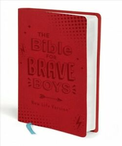 Bible-for-Brave-Boys-New-Life-Version-Paperback-by-Barbour-COM-Brand-Ne