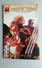 MARVEL ICONS (Marvel France 1re serie) X-men ,Marvel France ,panini Comics ,21
