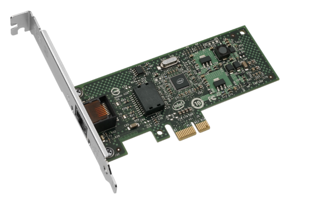 Intel Gigabit CT Desktop Ethernet Adapter 893647 Network Card