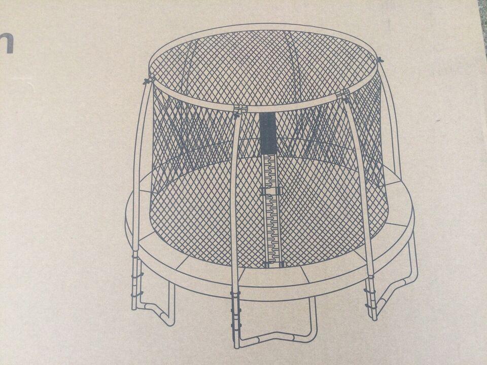 Trampolin, Net til trampolin (diameter 426 cm)