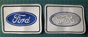 Hot-Rod-Patch-Vtg-Ford-3-87-034-Drag-Race-Racing-Roadster-Mechanic-Jacket-SCCA