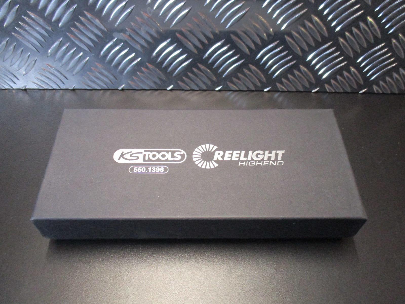 KS TOOLS CREE Handlampe 250 Lumen Werkstattleuchte Taschenlampe LED 550.1396
