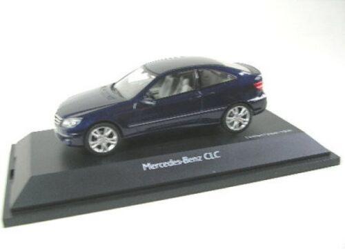 Mercedes-Benz CLC (Bleu)