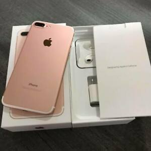 USED Apple iPhone 7 Plus 128GB Rose Gold - Factory Unlocked, Complete
